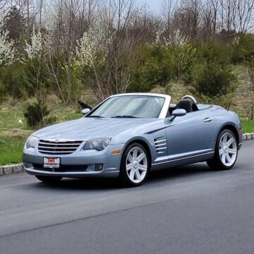 2005 Chrysler Crossfire for sale at R & R AUTO SALES in Poughkeepsie NY