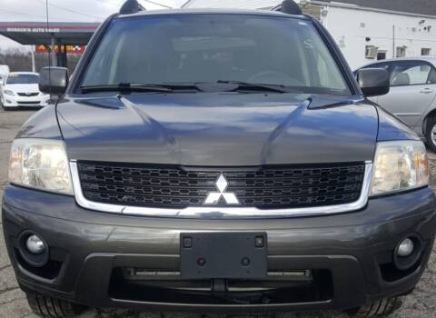 2011 Mitsubishi Endeavor for sale at Nile Auto in Columbus OH
