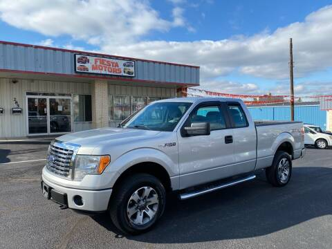 2013 Ford F-150 for sale at FIESTA MOTORS in Hagerstown MD