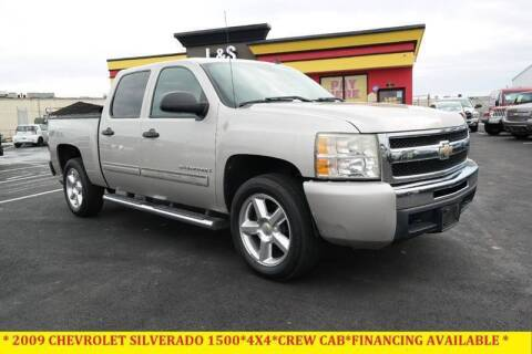 2009 Chevrolet Silverado 1500 for sale at L & S AUTO BROKERS in Fredericksburg VA