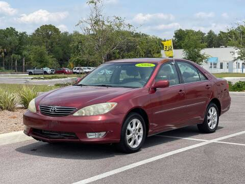 2006 Toyota Camry for sale at GENESIS AUTO SALES in Port Charlotte FL