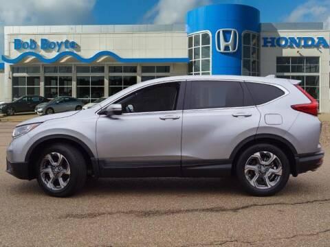 2019 Honda CR-V for sale at BOB BOYTE HONDA in Brandon MS