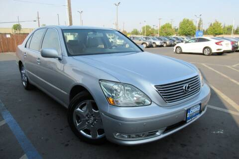 2004 Lexus LS 430 for sale at Choice Auto & Truck in Sacramento CA