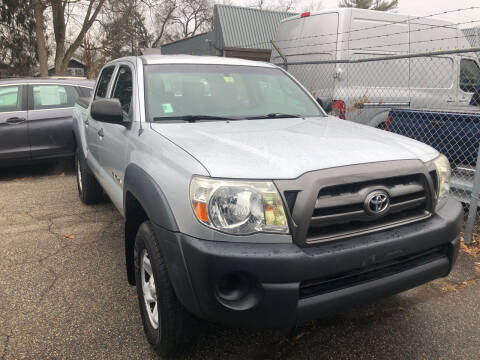 2009 Toyota Tacoma for sale at Chris Auto Sales in Springfield MA