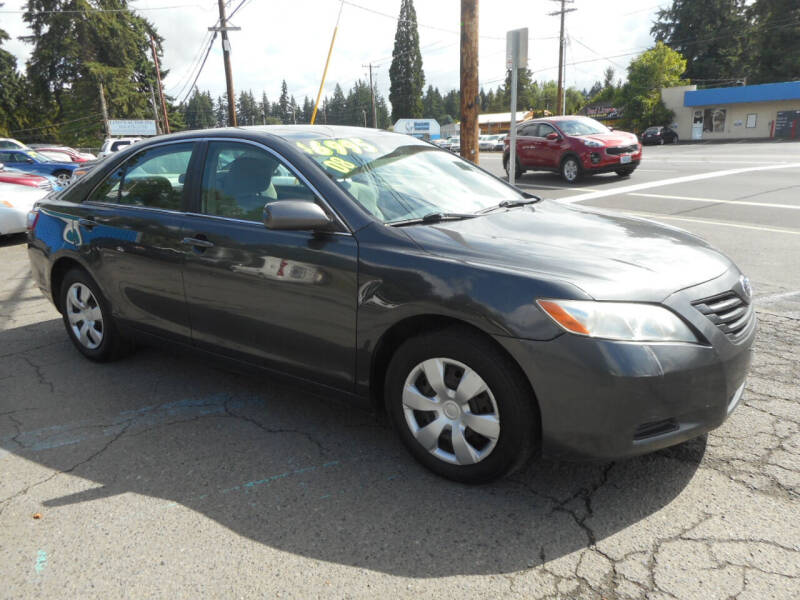 2008 Toyota Camry for sale at Lino's Autos Inc in Vancouver WA