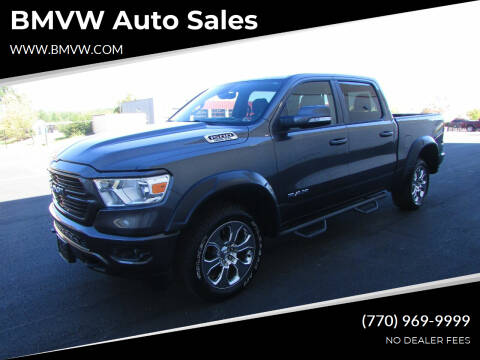 2019 RAM Ram Pickup 1500 for sale at BMVW Auto Sales - Trucks and Vans in Union City GA