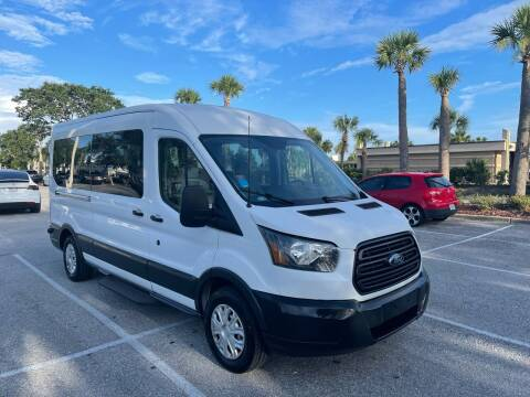 2016 Ford Transit Passenger for sale at Asap Motors Inc in Fort Walton Beach FL