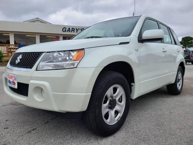 2007 Suzuki Grand Vitara for sale at Gary's Auto Sales in Sneads Ferry NC