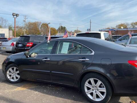 2008 Lexus ES 350 for sale at Primary Motors Inc in Commack NY