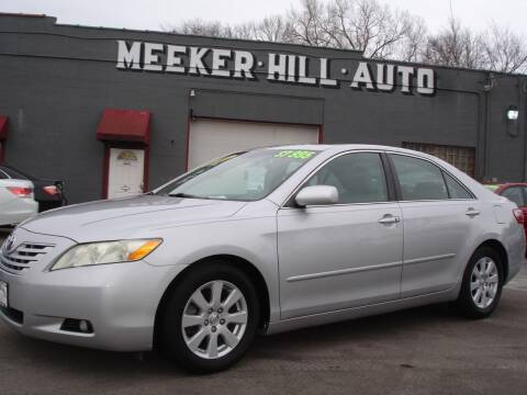 2007 Toyota Camry for sale at Meeker Hill Auto Sales in Germantown WI