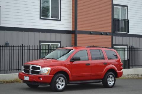 2004 Dodge Durango for sale at Skyline Motors Auto Sales in Tacoma WA