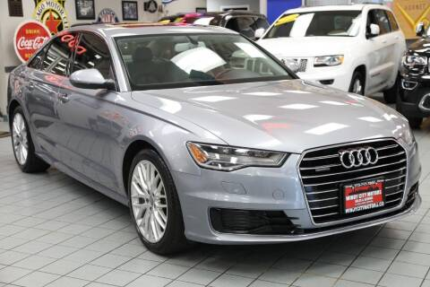 2016 Audi A6 for sale at Windy City Motors in Chicago IL