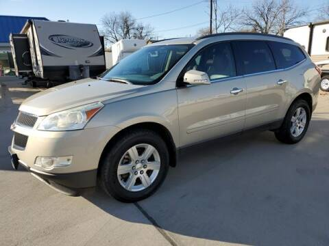 2011 Chevrolet Traverse for sale at Kell Auto Sales, Inc in Wichita Falls TX
