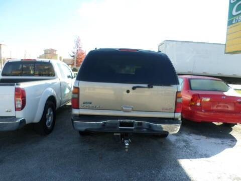 2003 GMC Yukon XL for sale at Credit Cars of NWA in Bentonville AR