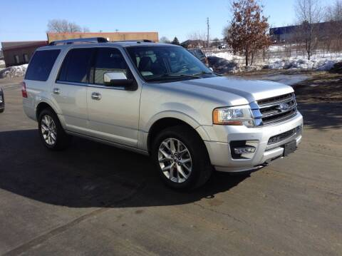 2017 Ford Expedition for sale at Bruns & Sons Auto in Plover WI