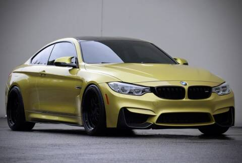 2015 BMW M4 for sale at MS Motors in Portland OR