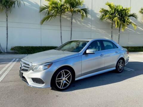 2014 Mercedes-Benz E-Class for sale at Keen Auto Mall in Pompano Beach FL