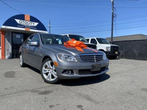 2010 Mercedes-Benz C-Class for sale at OTOCITY in Totowa NJ