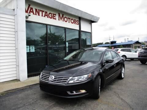 2014 Volkswagen CC for sale at Vantage Motors LLC in Raytown MO