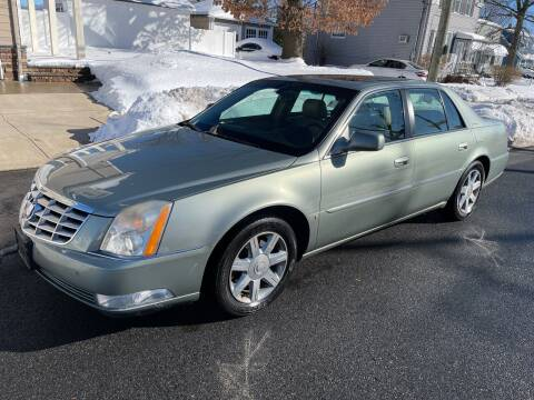 2007 Cadillac DTS for sale at Jordan Auto Group in Paterson NJ