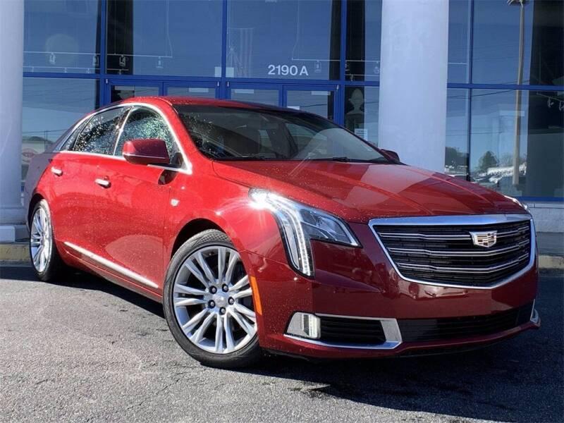 2019 Cadillac XTS for sale at Capital Cadillac of Atlanta in Smyrna GA