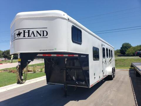 2017 Bison coach trail hand for sale at Ultimate RV in White Settlement TX