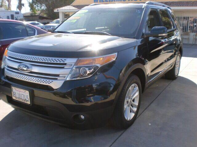 2013 Ford Explorer for sale at Williams Auto Mart Inc in Pacoima CA