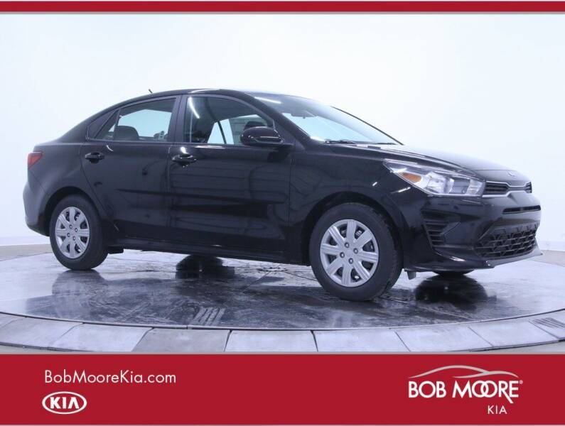 2021 Kia Rio for sale at Bob Moore Kia in Oklahoma City OK