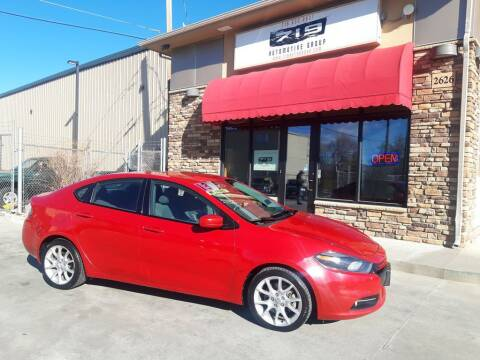 2013 Dodge Dart for sale at 719 Automotive Group in Colorado Springs CO