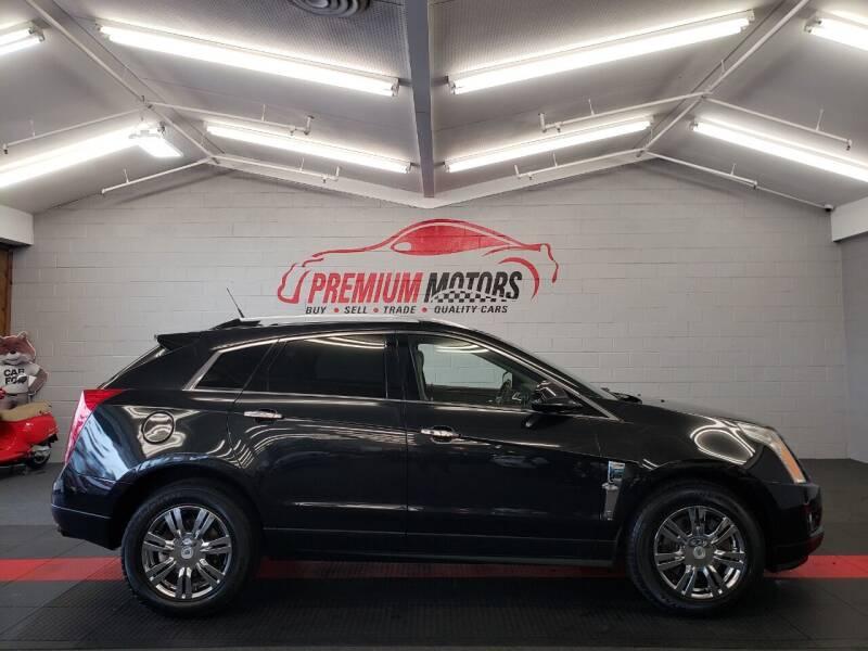 2012 Cadillac SRX for sale at Premium Motors in Villa Park IL