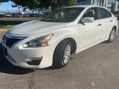 2014 Nissan Altima for sale at Millennium Auto Group in Lodi NJ