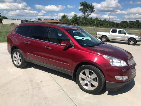 2011 Chevrolet Traverse for sale at The Auto Depot in Mount Morris MI