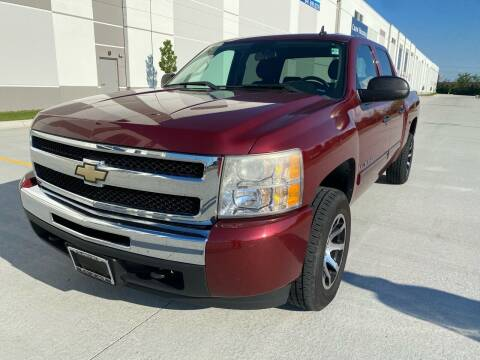 2009 Chevrolet Silverado 1500 for sale at Quality Auto Sales And Service Inc in Westchester IL