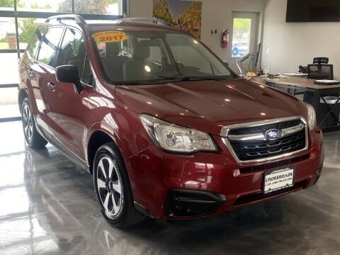 2017 Subaru Forester for sale at Crossroads Car & Truck in Milford OH