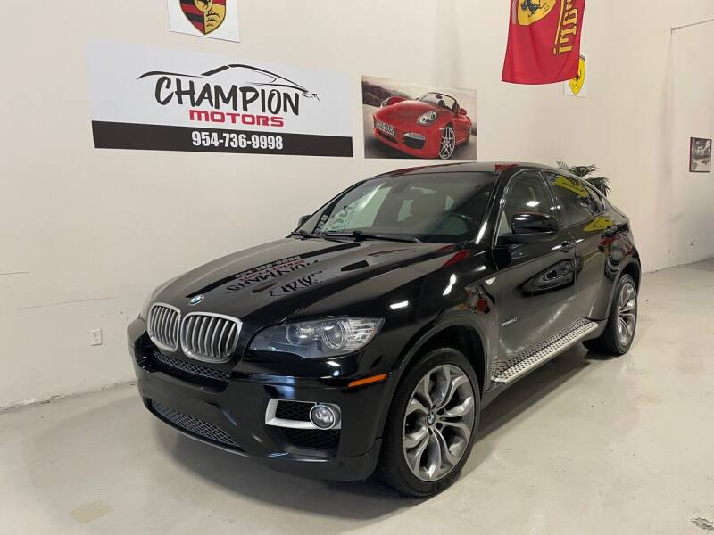 2013 BMW X6 for sale in Margate, FL