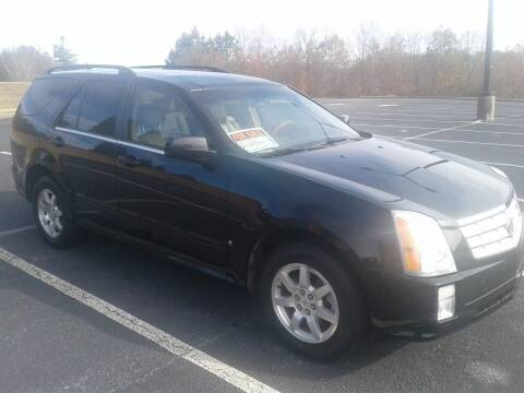 2007 Cadillac SRX for sale at JCW AUTO BROKERS in Douglasville GA
