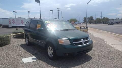 2009 Dodge Grand Caravan for sale at CAMEL MOTORS in Tucson AZ