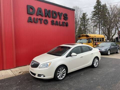 2012 Buick Verano for sale at Dandy's Auto Sales in Forest Lake MN