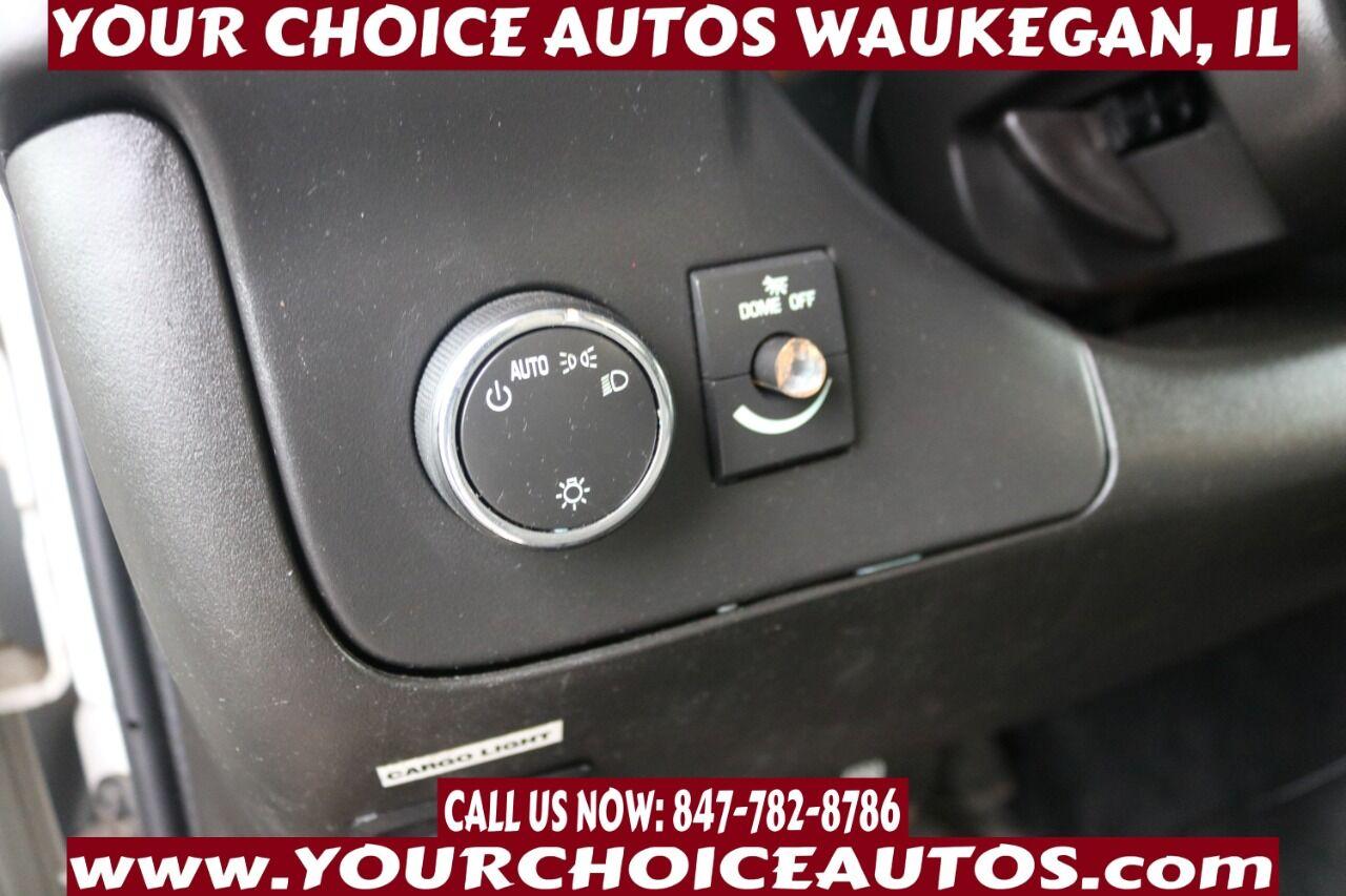 ChevroletExpress Cutaway12