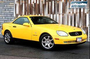 1998 Mercedes-Benz SLK SLK 230 Supercharged 2dr Convertible - Centennial CO