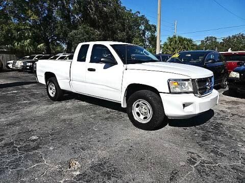 2011 RAM Dakota for sale at DONNY MILLS AUTO SALES in Largo FL