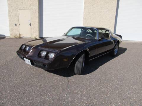 1981 Pontiac Firebird for sale at Route 65 Sales & Classics LLC - Classic Cars in Ham Lake MN