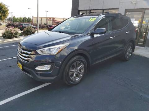 2013 Hyundai Santa Fe Sport for sale at GS AUTO SALES INC in Milwaukee WI