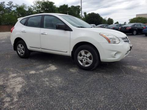 2011 Nissan Rogue for sale at Ron's Used Cars in Sumter SC