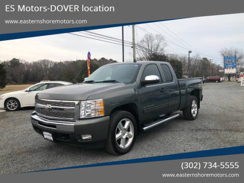 2011 Chevrolet Silverado 1500 for sale at ES Motors-DAGSBORO location - Dover in Dover DE