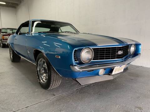 1969 Chevrolet Camaro for sale at American Classics Autotrader LLC in Pompano Beach FL