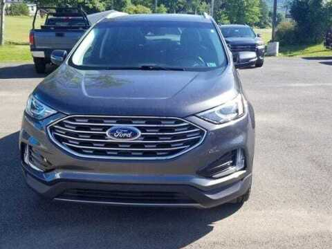 2019 Ford Edge for sale at EDMOND CHEVROLET BUICK GMC in Bradford PA