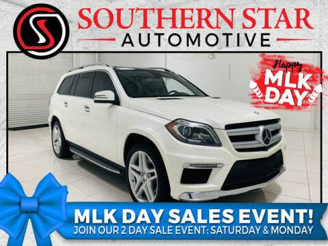 2013 Mercedes-Benz GL-Class for sale at Southern Star Automotive, Inc. in Duluth GA