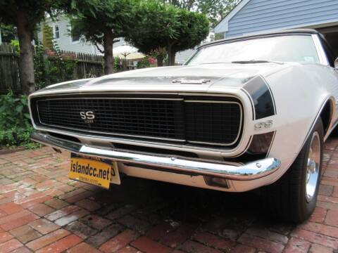 1967 Chevrolet Camaro for sale at Island Classics & Customs in Staten Island NY