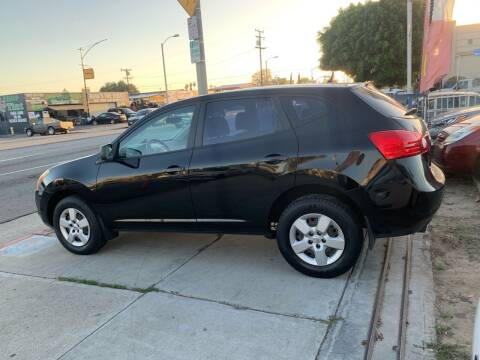 2008 Nissan Rogue for sale at Olympic Motors in Los Angeles CA